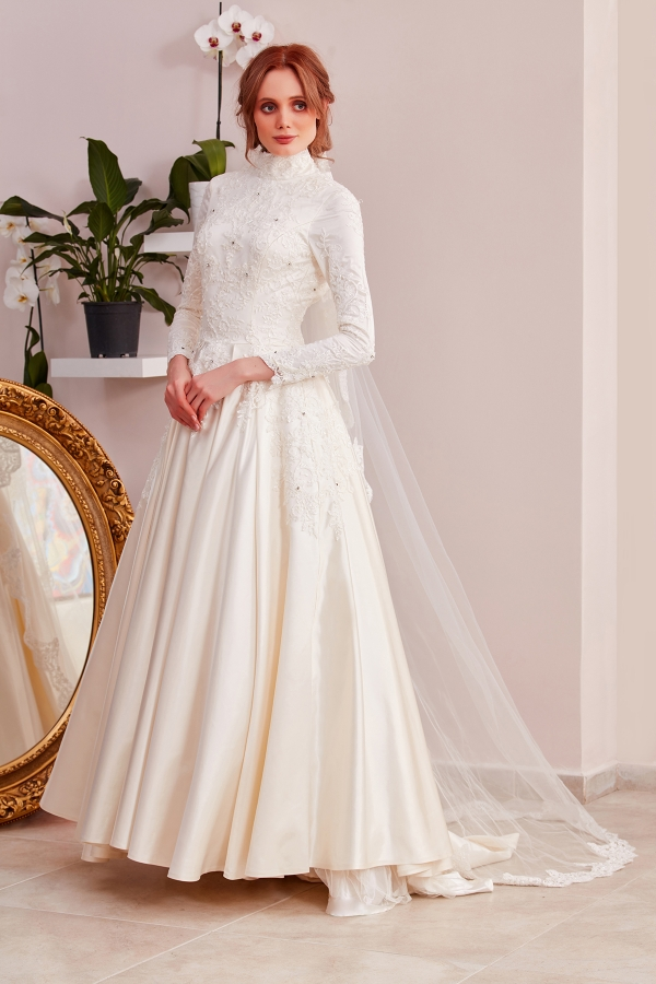 Custom Design Wedding Dresses - Free and fast delivery to all around the world. The best quality  and affordable custom design wedding dresses.