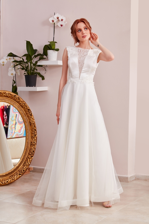 Custom Design Wedding Dresses. Free and fast delivery to all around the world. The best quality and affordable wedding dresses designed for you.